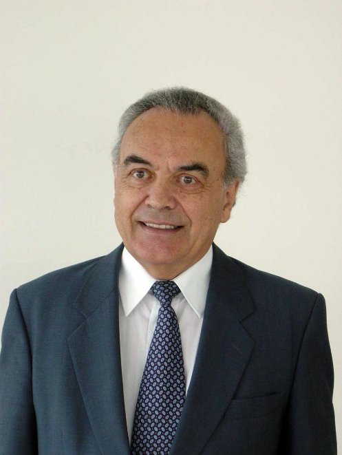 The microbiologist, geneticist and Nobel Prize winner from Basel, Werner Arber.