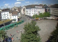 Webcam Barfüsserplatz