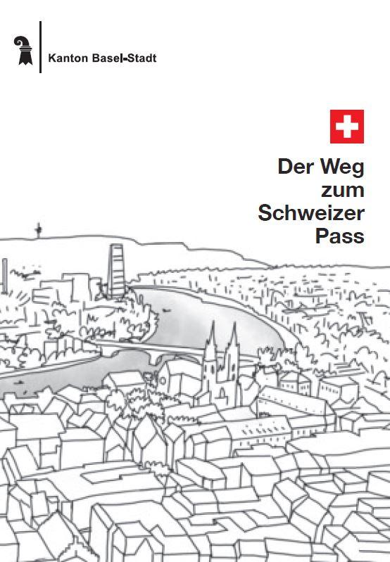 der weg zum schweizer pass - Lebenslauf Fur Einburgerung