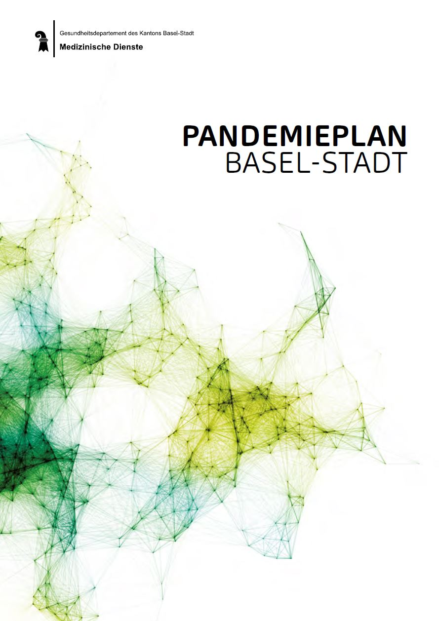 Pandemieplan Cover